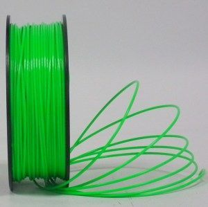 PLA Moebyus 3 mm solid green